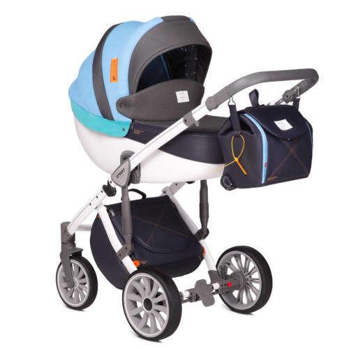 Anex Sport Limited Edition multifunkciós Babakocsi #kék 30807230