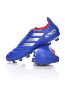 4b895df062 Adidas Performance Predator 19.4 FxG J fiú Stoplis cipő #kék 30810453  Gyerekcipő sportoláshoz