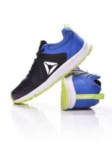Reebok Almotio 4.0 fiú Futócipő #kék fekete