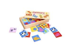 Fa memóriajáték 32 darabos készlet 31038247 Memória játék