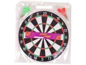 Hagyományos Darts szett 40cm 31038440 Darts tábla és kiegészítő