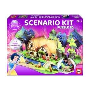 3D Puzzle - Hófehérke  30810888 3D puzzle