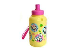 Kulacs - Hello Kitty #sárga-rózsaszín 30810912 Itatópohar, pohár, kulacs