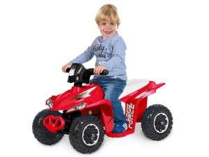 Elektromos Quad #piros 31028345 Elektromos jármű