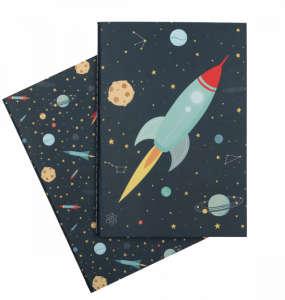 Back to school A5 jegyzetfüzet - Rakéta 30811104 Füzet, papír