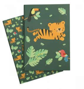 Back to school A5 jegyzetfüzet - Tigris 30811129 Füzet, papír