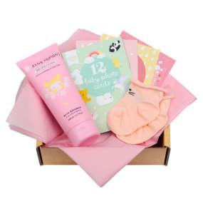 Baby Box - Lány (S) 30811174 Babakelengye, újszülött csomag