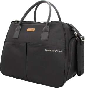 FreeON Pelenkázó táska #fekete