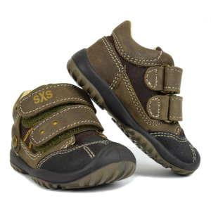 Imac sXs fiú Utcai cipő #barna 31208041 Utcai - sport gyerekcipő