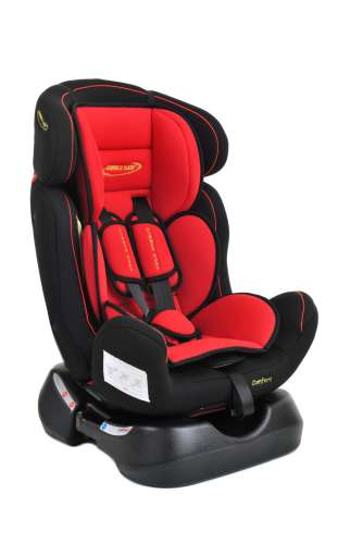 Summer Baby Comfort biztonsági Gyerekülés 0-25kg #piros-fekete