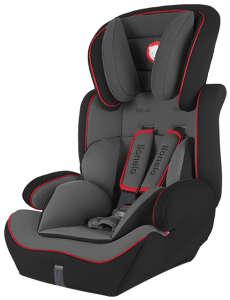 Lionelo Levi Plus Biztonsági Autósülés 9-36kg #fekete-piros 30824361 Gyerekülés