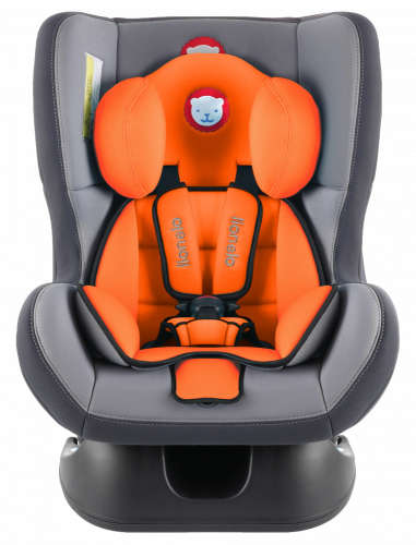 Lionelo Liam Biztonsági Autósülés 0-18kg #narancssárga