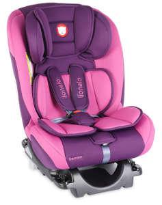 Lionelo Sander Isofix Biztonsági Autósülés 0-36kg #lila-rózsaszín 30824451 Lionelo Gyerekülés