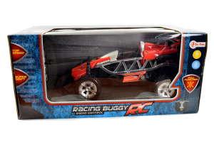 Racing Buggy világítós távirányítós autó #piros 30824866 Távirányítós jármű