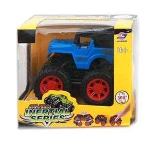 Big Foot Inertial Series trükkös autó #kék 31220549 Autós játékok, autó, jármű