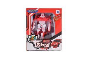Tobot kocsivá alakuló robotok #piros 30825033 Autós játékok, autó, jármű