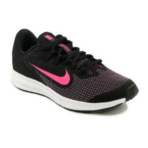 Nike Downshifter 8 Gs női Sportcipő #fekete-rózsaszín