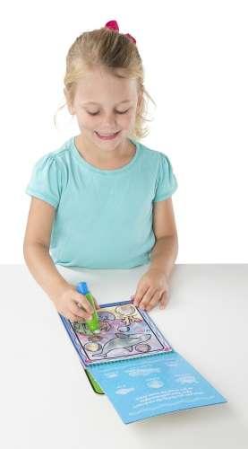 971559799d Melissa & Doug Kreatív játék, Rajzolás vízzel, állatok