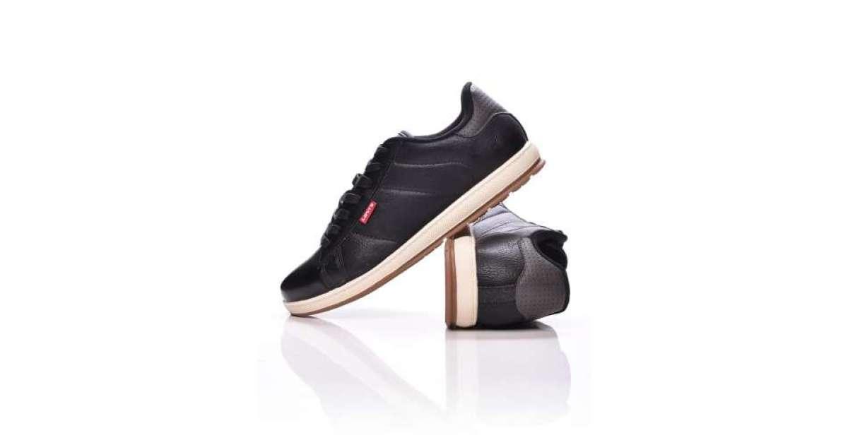 Levis Declan Millstone férfi utcai cipő fekete 43