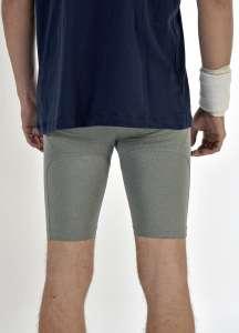 Nike M NP Short férfi Aláöltöző nadrág #szürke 30829195 Férfi aláöltöző