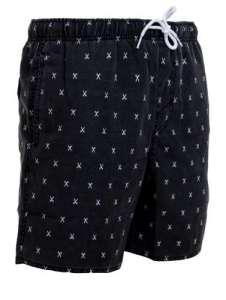 Dorko Boardshort férfi Rövidnadrág - Csillag #fekete 30978153 Férfi rövidnadrág