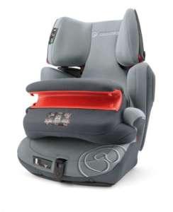 Concord Transformer Pro Autósülés 9-36kg #szürke 30830920 Concord Gyerekülés