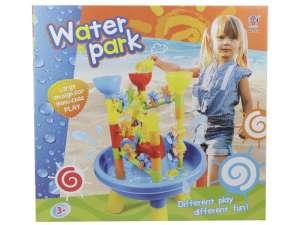 Homokozó asztalka vízimalmokkal 31032129 Szabadtéri játékok és felszerelések