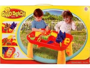 Homokozó játszóasztal 13 darabos készlet 31278082 Kerti homokozó