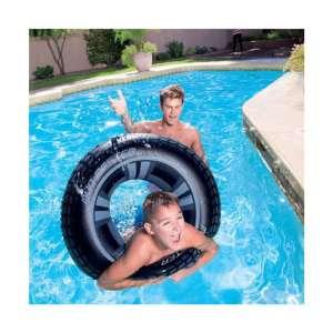 Úszógumi - Autókerék  30831459 Medencék és strandjátékok