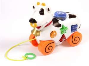 Zenélő Játék - Boci #fekete-fehér 31036943 Fejlesztő játék babáknak