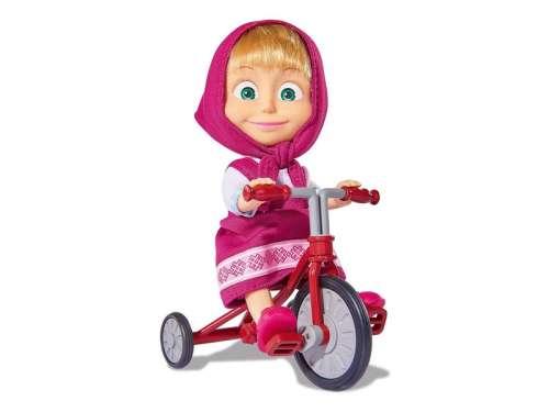 Mása triciklizik Figura