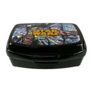 Uzsonnás doboz - Star Wars #fekete 30831683 Étel-Ital tároló