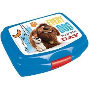 Uzsonnás doboz - Kis kedvencek titkos élete #kék 30831689 Étel-Ital tároló