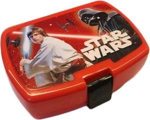Uzsonnás doboz - Star Wars #piros 30831692 Étel-Ital tároló