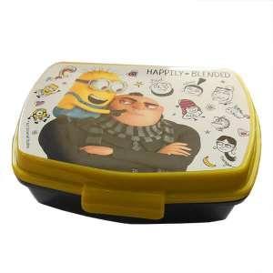 Uzsonnás doboz - Minion #sárga 30831695 Étel-Ital tároló