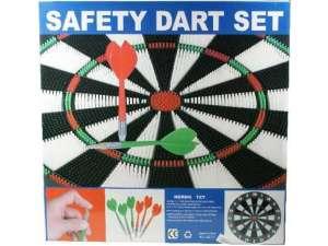 Hagyományos Darts szett 42cm 31042157 Darts tábla és kiegészítő