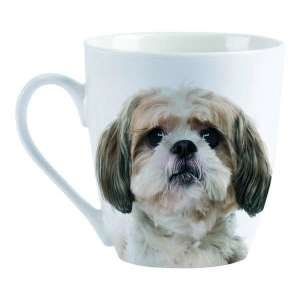 Porcelán Bögre - Shih Tzust kutya  30831749 Bögre