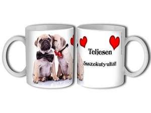 Szerelmes porcelán Bögre - Kutya 30831752 Bögre