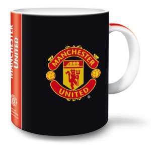 Porcelán Bögre - Manchester United #fekete-piros 30831755 Bögre