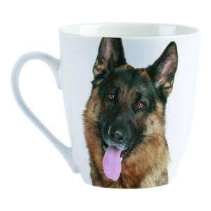 Porcelán Bögre - Németjuhász kutya  30831768 Bögre