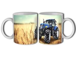 Traktoros bögre kék 30831771 Bögre
