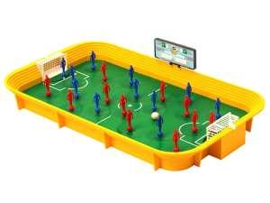 Műanyag Rugós foci 51x30x5cm 31038095 Csocsó asztal és kiegészítő