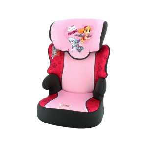 Nania Disney Befix biztonsági Gyerekülés 15-36kg - Mancs őrjárat #rózsaszín 30832100 Nania Gyerekülés