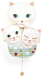 Zenélő falidoboz - Cicák - Kittens 30832476 Zenélő doboz