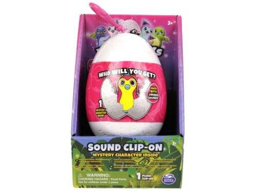 Kulcstartó - Hatchimals tojásban hanggal