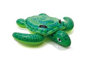 Intex 57524 Tengeri teknős lovagló - 150 x 127 cm 31250399 Ráülős strandjáték