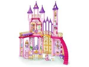 Steffi Love álom kastély babával #rózsaszín