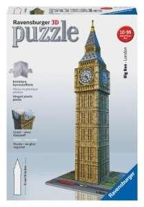 3D Puzzle - Épület (216db) 30833270 3D puzzle