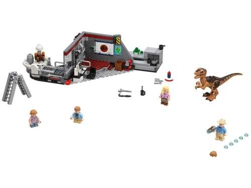 LEGO® Jurassic World Velociraptor üldözés 75932 31028802