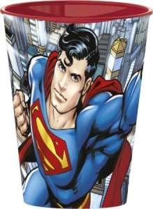Műanyag Pohár - Superman #piros 30833297 Itatópohar, pohár, kulacs